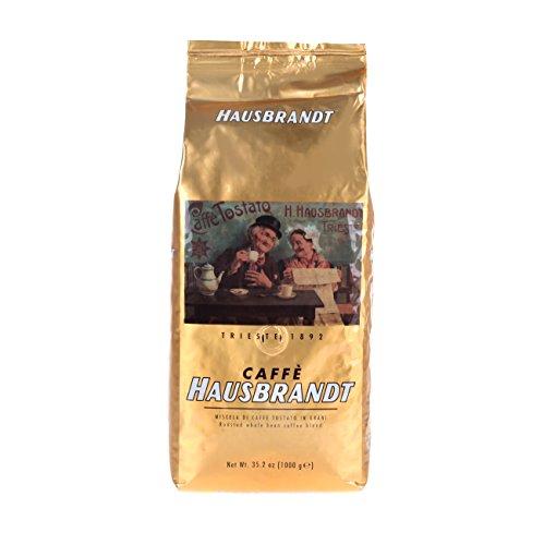 Hausbrandt Kaffee Espresso - Nonnetti, 1000g Bohnen