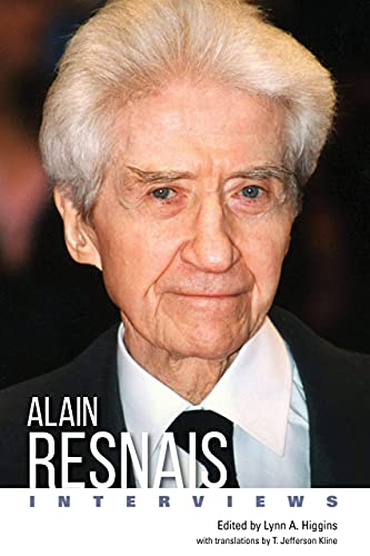 Alain Resnais: Interviews (Conversations with Filmmakers Series) (English Edition)