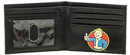 Fallout Nuka Cola Bi-Fold Wallet 5 x 4in