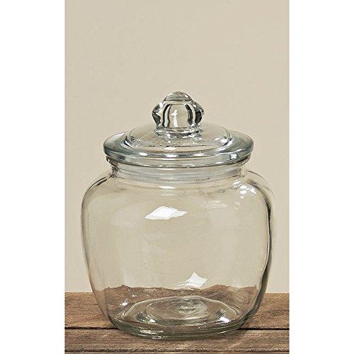 Vorratsglas Vorratsdose XL Bonbonglas 1250ml Nostalgie Vorratsdose 18x15cm Glas Behälter