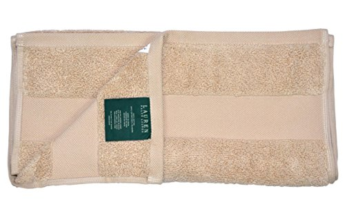 Toalla Towel Ralph Lauren Home Viso cm 76 x 40 color beige