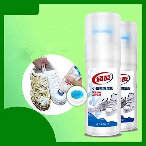 ACHICOO 100ml witte schoen reiniger witter polijsten gereedschap schoen Sneakers casual lederen schoenen schoonmaak benodigdheden