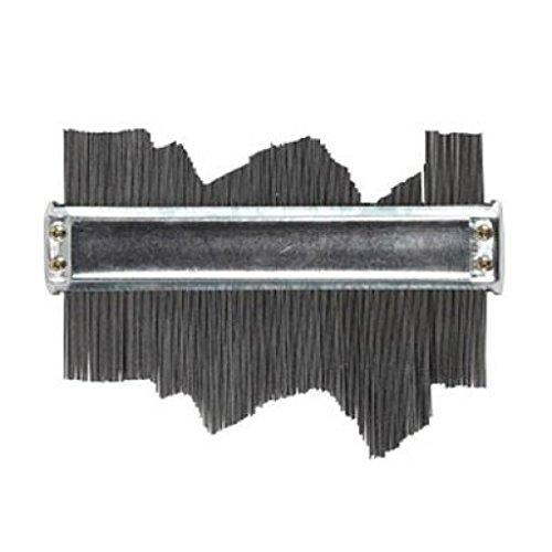 125 mm/12,7 cm metalen professionele contour profiel leer tegels tapijt vloerbedekking