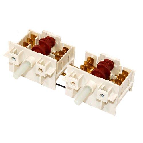 Gorenje Backofen Twin Kochplatte Schalter
