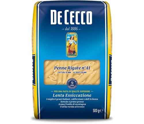 De Cecco Penne Rigate - 5 x 500 gr