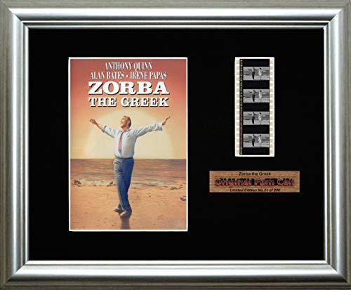 Zorba el griego - (S) foto enmarcada