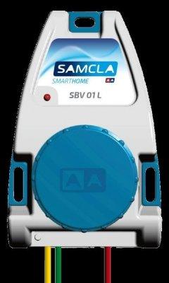samcla Home Boîte de compteur d'eau 9 VDC spv01l
