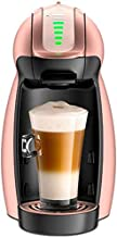 Rose Gold Penguin Capsule Coffee Maker Rose Gold Color Automatic Coffee Machine with Timer Milk Foam Coffee Machine Capsul...