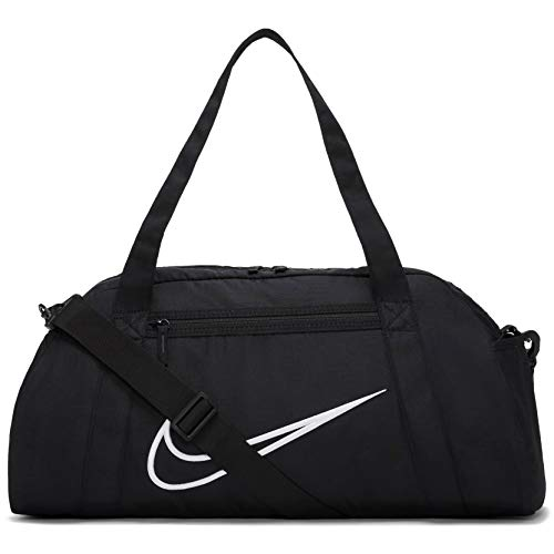 Nike Damen Gym Club Sporttasche, Black/Black/White, One Size