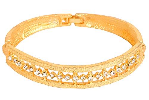 Touchstonel Oro de Austria Pulsera de Diamantes Mujeres para