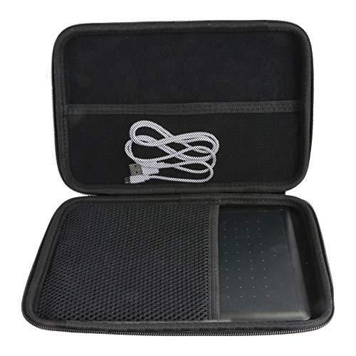 Funda Caso para Wacom Tableta gráfica Último Modelo Bamboo Pen Tablet de Aenllosi (Small)