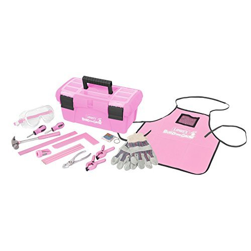 Lowes Tool Box with Tools: Amazon com