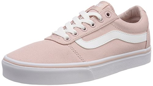 Vans Damen Ward Sneakers, Pink ((Canvas) Sepia Rose Oln), 38 EU