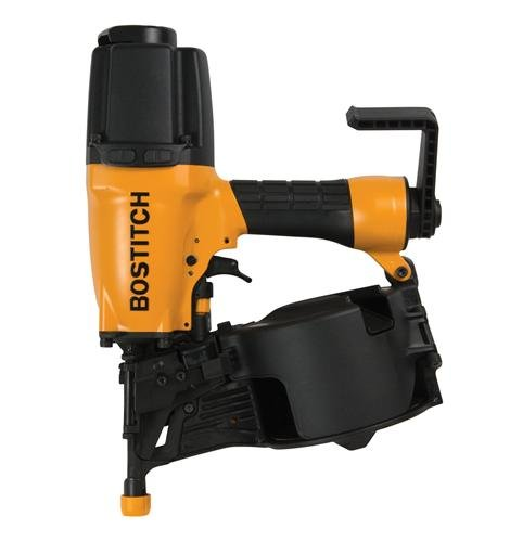 BOSTITCH Coil Siding Nailer, 15-Degree (N75C-1)