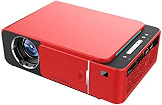 ZLSANVD Projector LED HD Wireless Wifi Projector with Bluetooth HDMI Home Cinema Outdoor Smart LCD Android Video Projector...