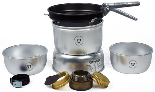 TRANGIA 27-3 Ultralight Alcohol Stove Kit