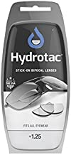 Hydrotac Stick-On Bifocal Lenses (+1.25) by Hydrotac Stick-On Bifocal Lenses