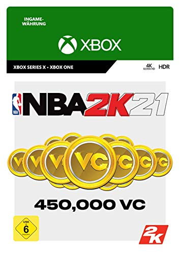 NBA 2K21: 450,000 VC | Xbox - Download Code