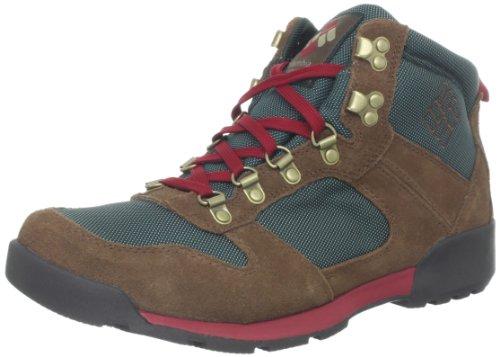 Columbia Men\'s Original Sierra Hiking Boot,Dark Forest/Beet,13 M US