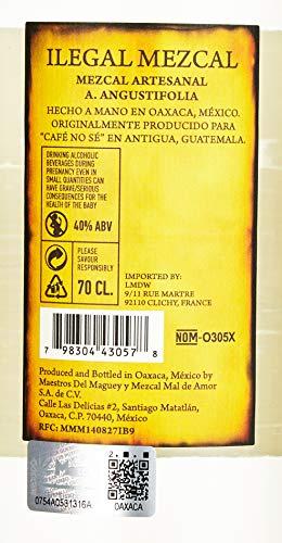 Ilegal Ilegal Joven Mezcal (1 x 700 ml) - 4