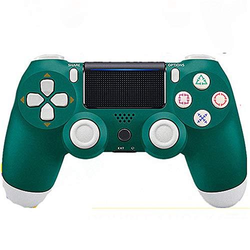 Manette de jeusans filPDTZpour manette de jeu pour système de jeu PS4 Ps4 GamepadGreen