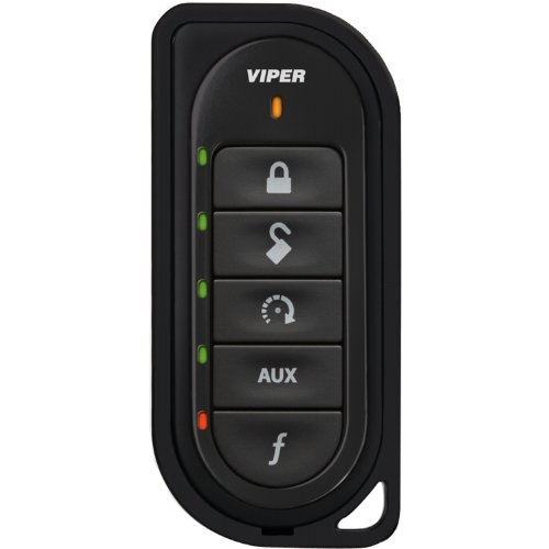 Viper Remote Replacement 7254V - LED 2 Way Remote 1/2 Mile Range Car Remote