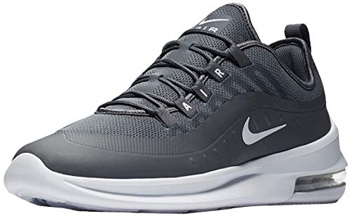 Nike Herren AIR MAX AXIS Sneakers, Grau (Cool Grey/White 002), 43 EU