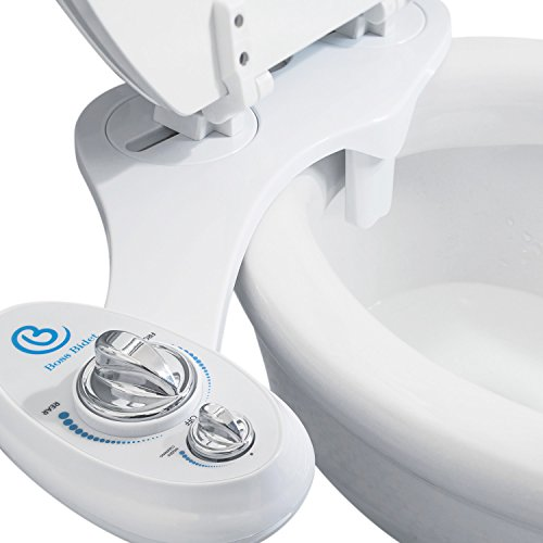 BOSS BIDET LUXURY - cleans your bottom in 1.3 seconds. Aesthetic design, 10-minute installation....