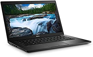 Dell Latitude 7480 Business Laptop -14 inch FHD Display, i5-7500U 2.70GHz, 8GB DDR4, 256GB SSD, Windows 10 Pro