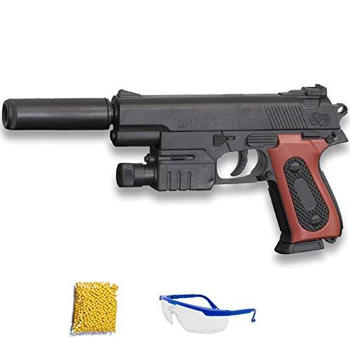 CYMA 238AS (6mm - Pistola de Airsoft Calibre 6mm (Arma Corta de Aire Suave de Bolas de plástico o PVC). Sistema: Muelle <3,5J