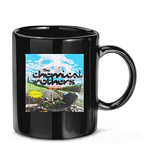 N\A Taza de café de Vinilo de los Hermanos químicos no geografía para Mujeres y Hombres Tazas de té