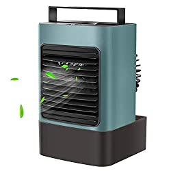 professional Portable air conditioner OVPPH, fan personal air cooler Desktop mini fan with evaporative cooler, …