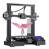 Creality Ender 3 Pro, Impresión de Alta Precisión, Fuente de Alimentación Meanwell, Reanudar la Función de Impresión, Impresión Estable, Cama de Impresión Magnética, 220*220*250mm