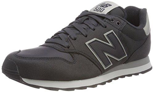 New Balance 500, Zapatillas para Hombre, Azul (Navy Navy), 41.5 EU