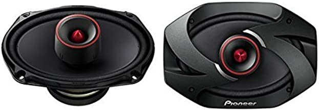 Pioneer TS6900PRO PRO Series 6 x 9 Inches 2-Way 600W MAX 2 Speaker,Black