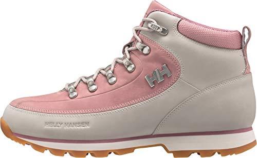 Helly Hansen Lifestyle Boots, Botas de Senderismo Mujer, Gris (Silver Cloud Bridal Rose), 37 EU
