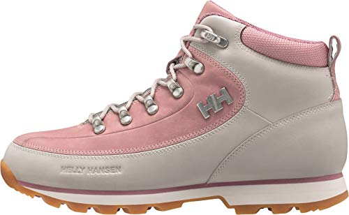 Helly-Hansen Women's High Rise Hiking Boots, Grey Gris Rosa 193, 39