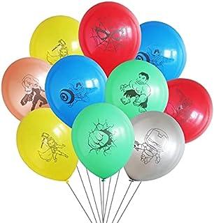 Balloons 1Set Big 3D Spiderman Iron Man Foil Balloons Superhero Globos Children Birthday Party Decoration Supplies Kids To...