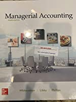 Managerial Accounting, 4th Edition Front Cover