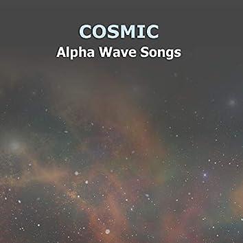 #17 Cosmic Alpha Wave Songs