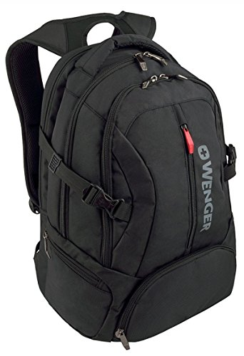 Wenger 600636 TRANSIT 16' Backpack, Padded laptop compartment with...