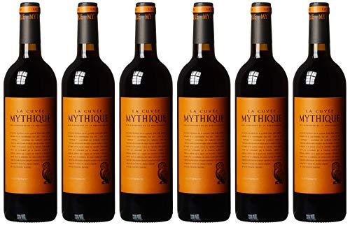 La Cuvée Mythique Rouge Vin de Pays d'Oc / trocken (6 x 0.75 l)