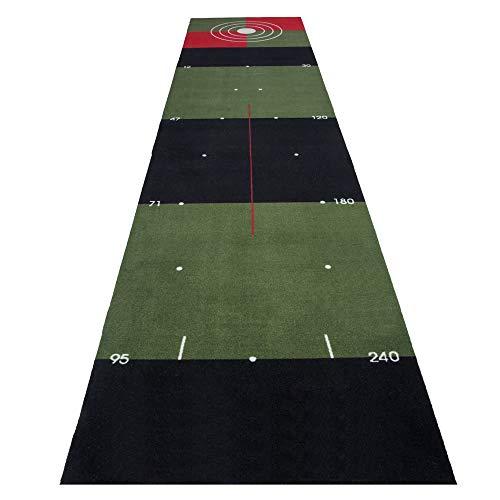 Jazooli 3M Meter Indoor Golf Practice Putting Mat Green...