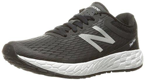 New Balance Women's Fresh Foam Boracay V3 Running Shoe, Black/White, 7...