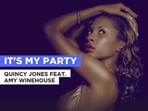 It's My Party im Stil von Quincy Jones feat. Amy Winehouse