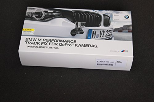 BMW Original M Performance Track Fix für GoPro Kameras für X5 F15