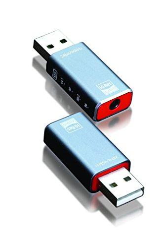 プリンストンハイレゾ対応USBオーディオDAC24bit/96KhzPAV-HAUSB