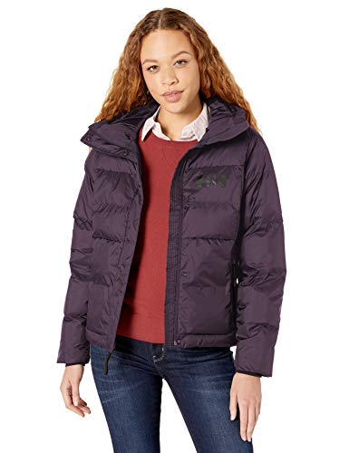 Helly Hansen Damen Damen Jacke Stellar Puffy Jacke, Nightshade, L, 53216