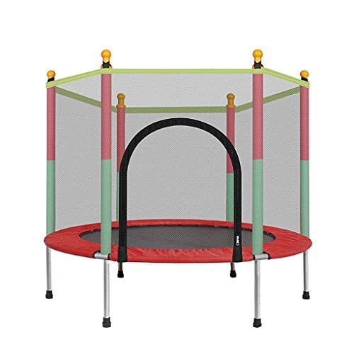 For Sale! JiaHome Bouncers Trampoline Children's Indoor Trampoline Indoor Trampoline Jumping Bed Chi...