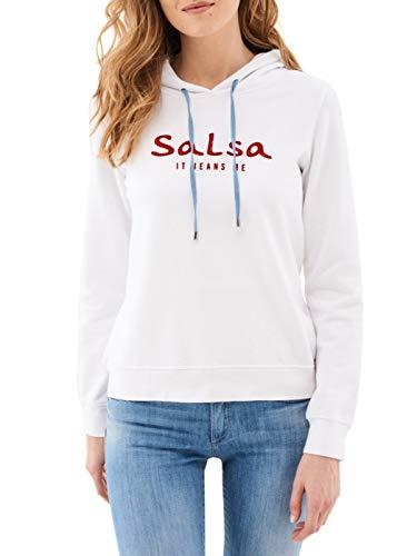 Salsa Sweat, Jeans-Label und Kapuze